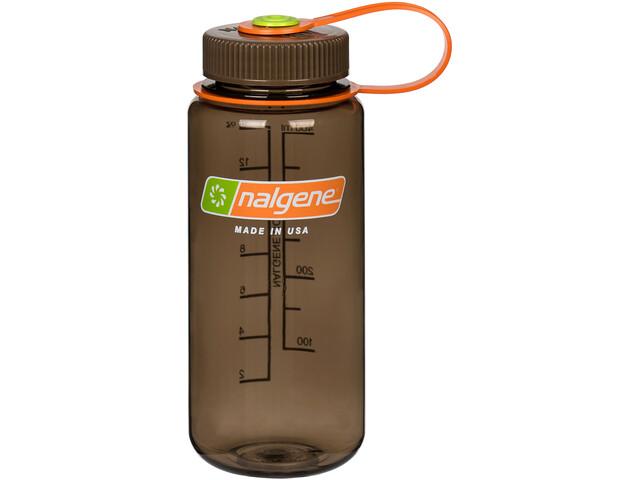 Nalgene Everyday Weithals Trinkflasche 500ml woodsman